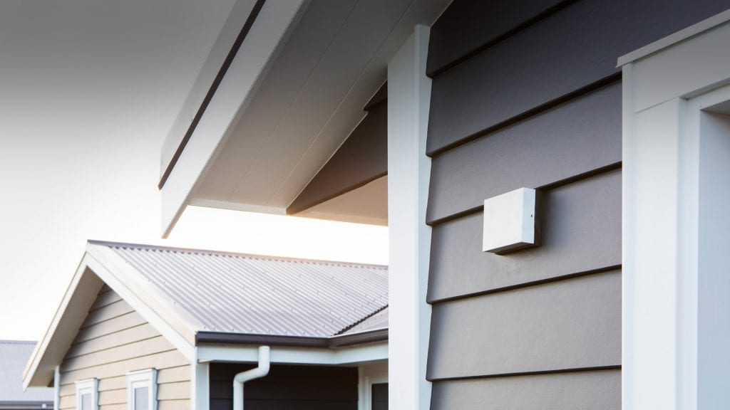 Soffit and trims - Service Plus Install