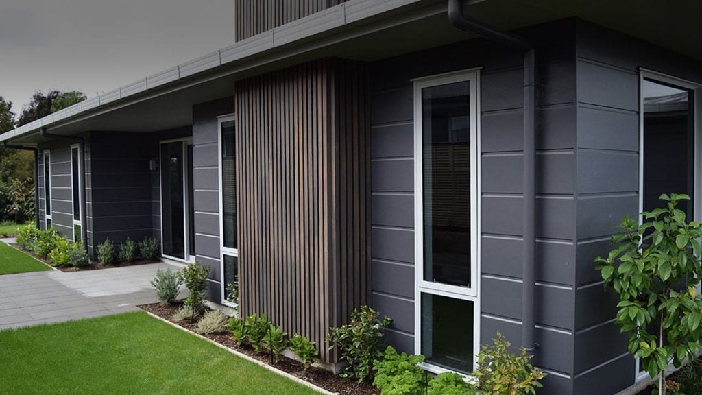 Weatherboard - Service Plus Install